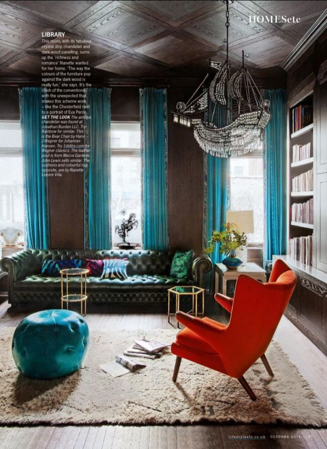 source - Living Etc magazine