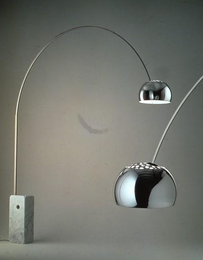 Arco light -Achille and Pier Giacomo Castiglioni
