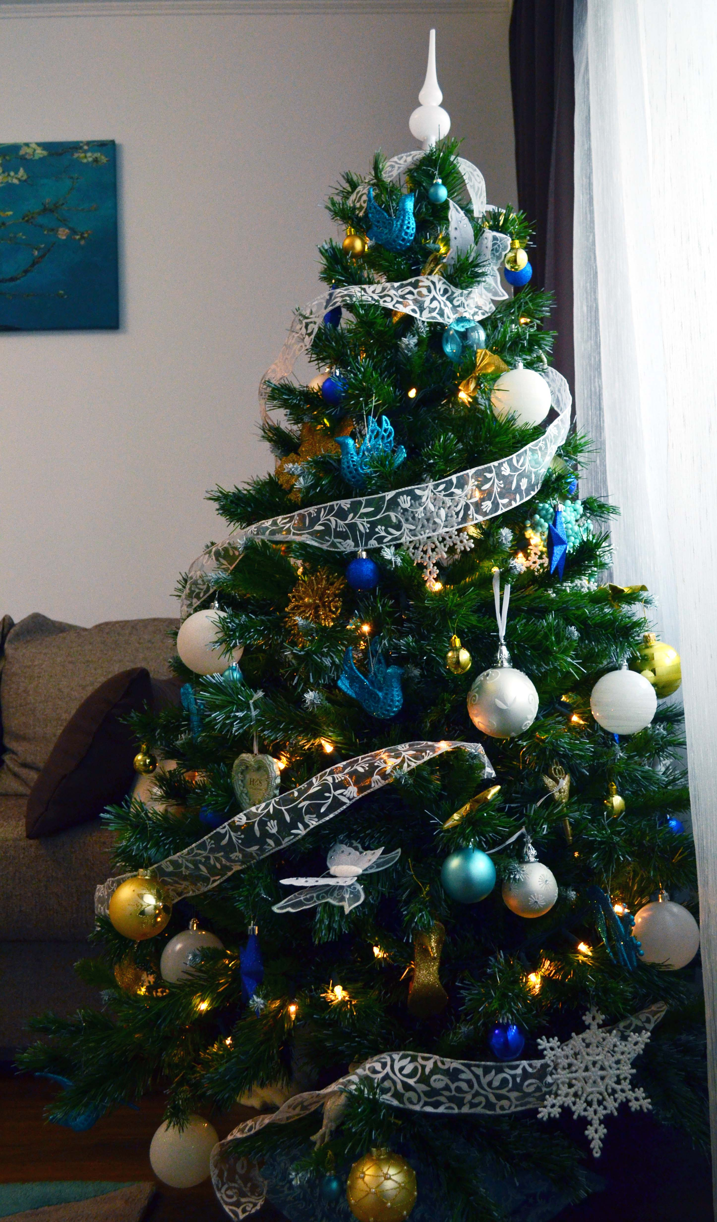 ideas for decorating the christmas tree of your dreams